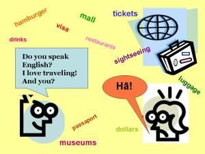 English hã!