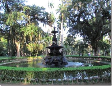 Jardim Botânico 2012