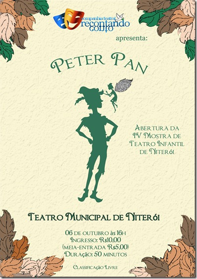 PETER PAN FLYER