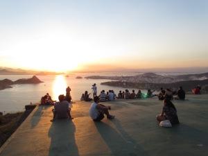 Vista do Parque da Cidade em Niterói.