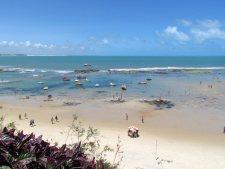 Praia de Pipa.