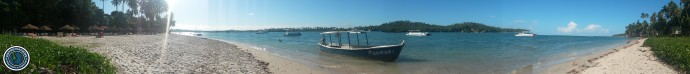 Recife + Praia de Carneiros. Experiência rápida.