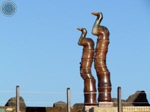 Esculturas de Francisco Brennand