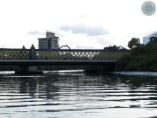Uma das pontes da Veneza brasielira.