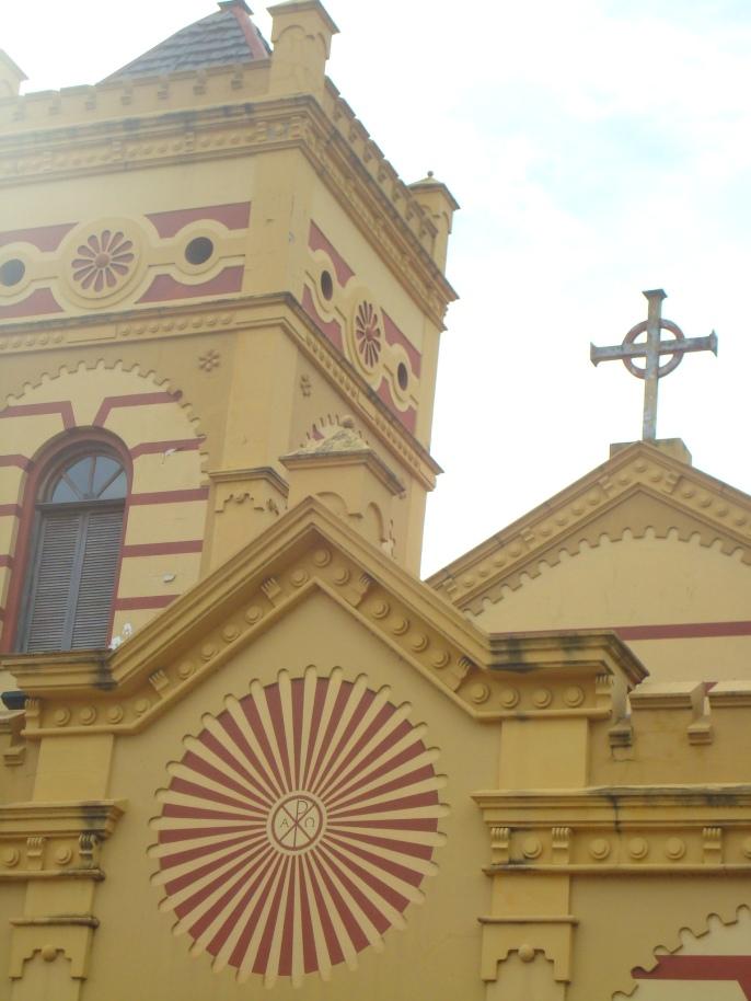 Igreja Matriz - Nossa Senhora do Carmo de 1909, reformada 2007